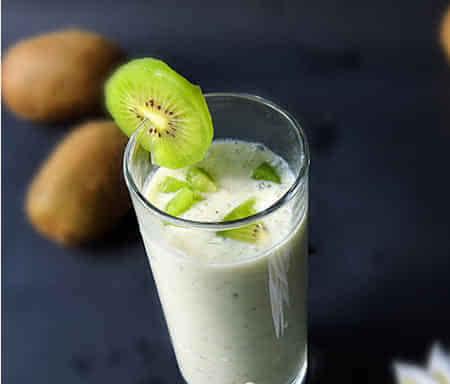 猕猴桃和牛奶能一起吃吗