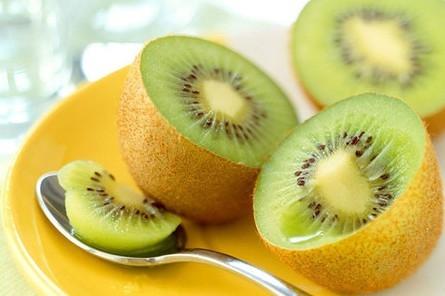 防癌的6种食物;猕猴桃苦瓜萝卜