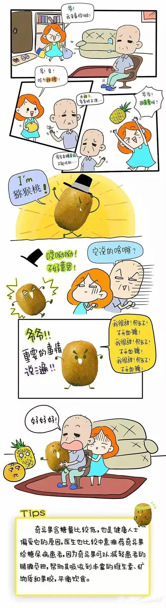 猕猴桃竟然是最适合老人吃的水果,你选对了吗?