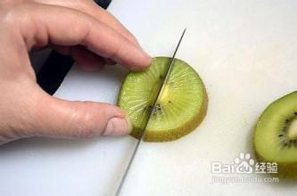 猕猴桃怎么去皮?