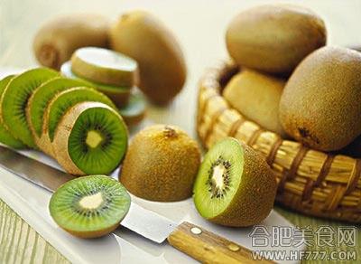 猕猴桃可降胆固醇 入菜食用别有风味-作用功效
