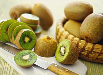 猕猴桃可减少食泡菜带来的副作用