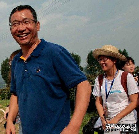 猕猴桃试验示范站刘占德:果农赚钱我就特有成就感