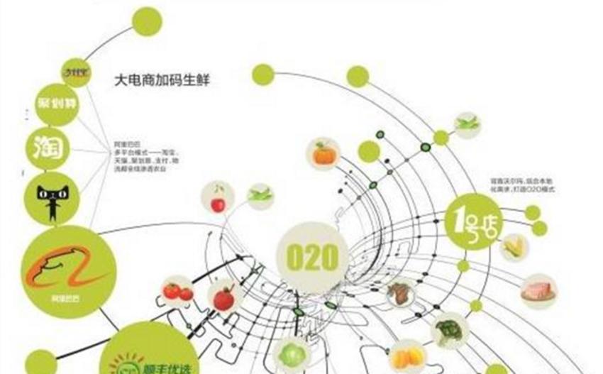 中国猕猴桃的电商之路