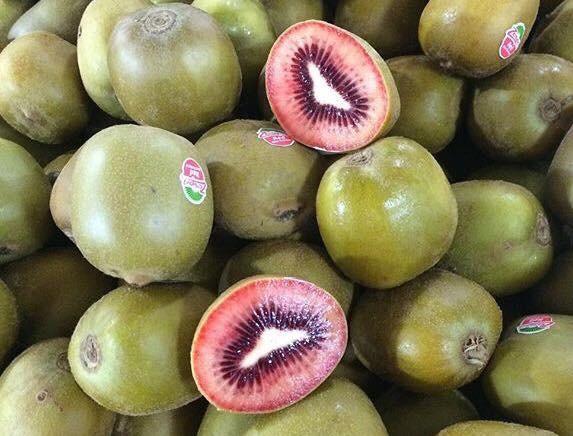 佳沛公司少量推出红心猕猴桃品种,在亚洲主要城市试销
