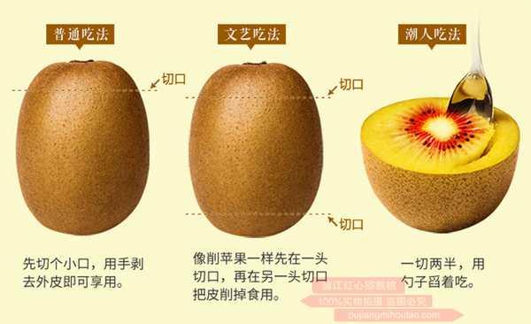 奇异果-催熟与食用奇异果-催熟与食用奇异果-催熟与食用