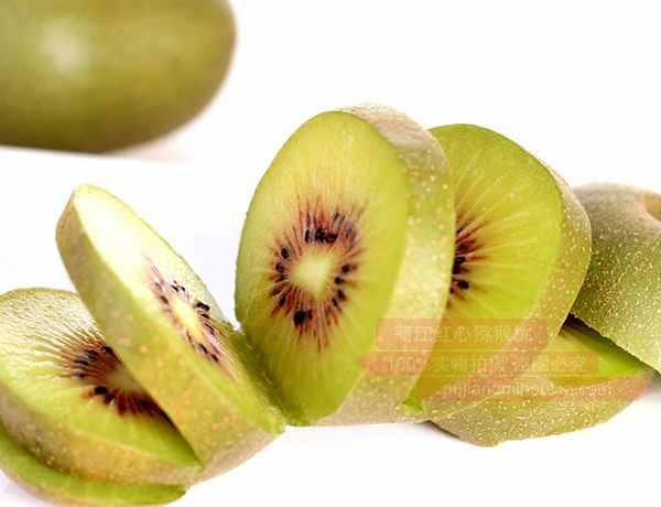 果实坚硬的红心猕猴桃可以长时间保存
