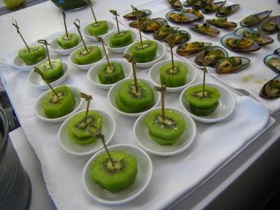 食疗食材之奇异果茶防癌