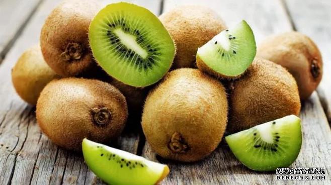 猕猴桃维生素超多,多吃有这些好处你知道吗?