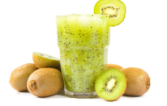 猕猴桃榨汁最佳搭配 7款秋季不可错过的猕猴桃汁