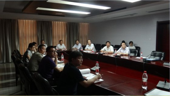 眉县猕猴桃产业园区景观亮化工程设计方案评审会顺利召开