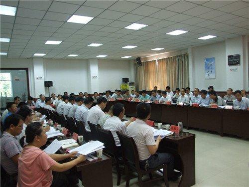 眉县召开猕猴桃产业发展座谈会